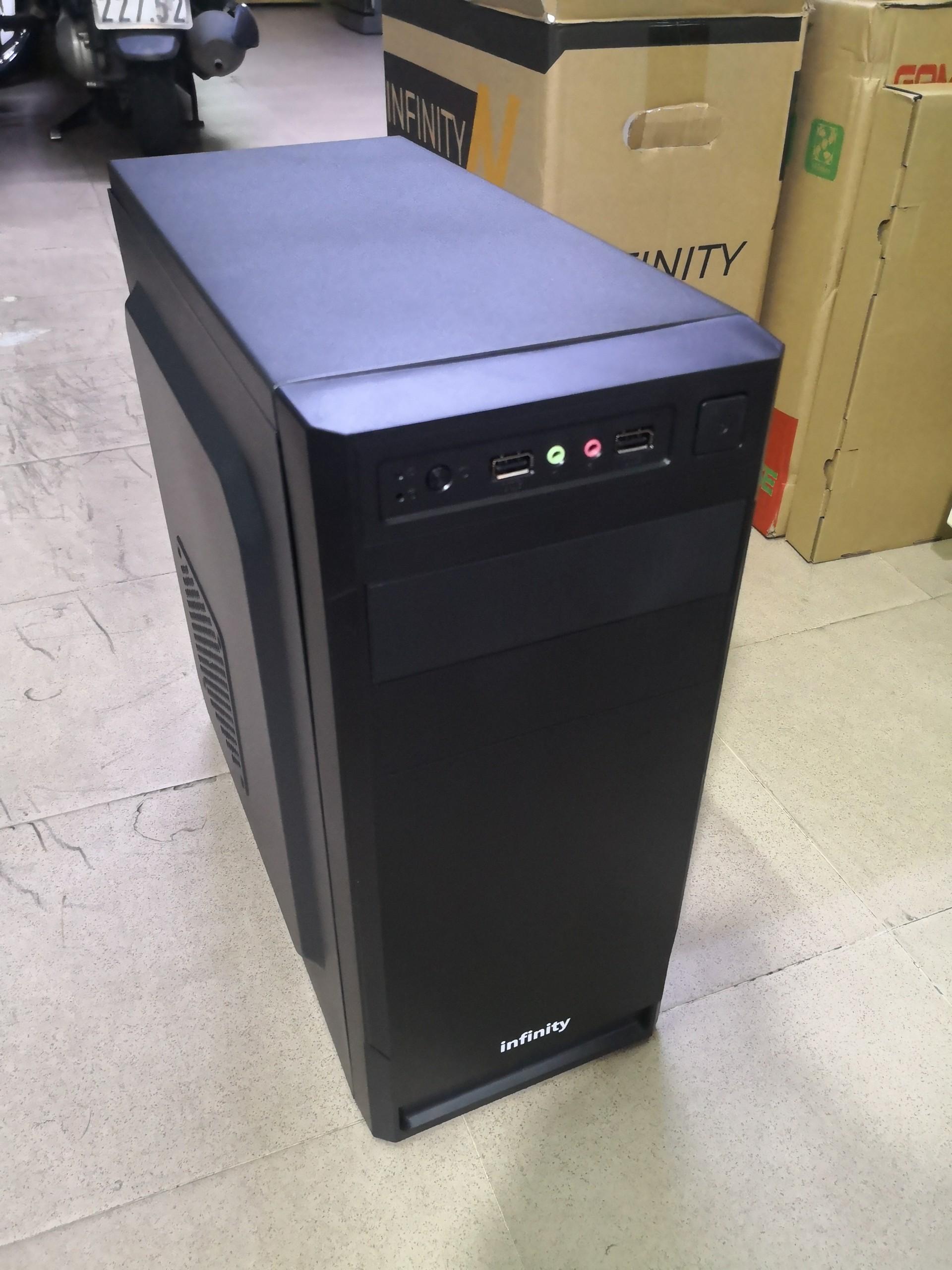 Bán thùng Ryzen 5 3500/16G RAM/SSD 256G/VGA Radeon RX580 4G