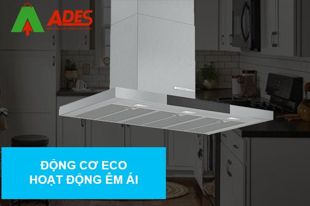 Dong co Eco Silience hoat dong em ai
